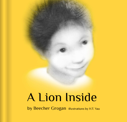 A Lion Inside cover