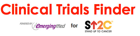 Clinical Trials Finder