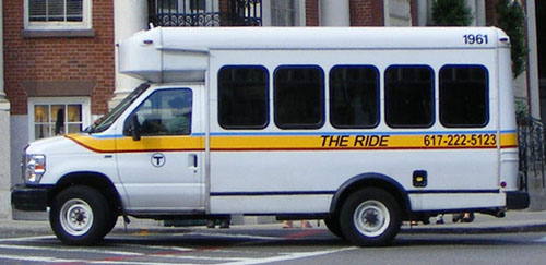 THERIDEbus